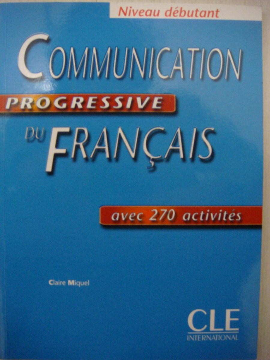Communication progressive du français